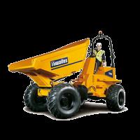 dumper giratoire thwaites 1 tonne