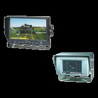 Caméras pour engin TP
