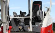 pelle takeuchi TB230 cabine spacieuse