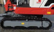 chenilles pour pelle mécanique Takeuchi TB225